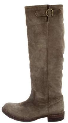 Fiorentini+Baker Distressed Suede Boots