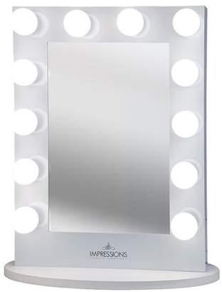 Co Impressions Vanity Hollywood Iconic(TM) X-Large Vanity Mirror