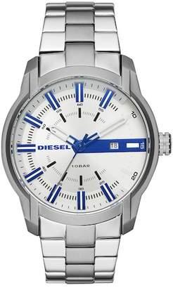 Diesel Men's Armbar Bracelet Watch, 44mm
