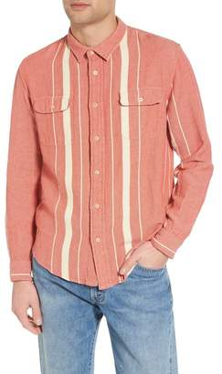 Levi's CLOTHING Shorthorn Regular Fit Long Sleeve Shirt