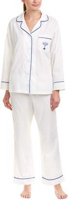BedHead Pajamas 2Pc Pajama Set