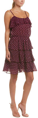 Parker Ruffle Slip Dress