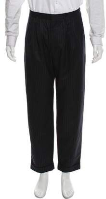 Paul Smith Four Pocket Striped Pants