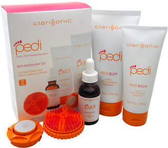 clarisonic Pedi Sonic Foot Transformation Replenishment Set 6oz Pedi-Buff Foot