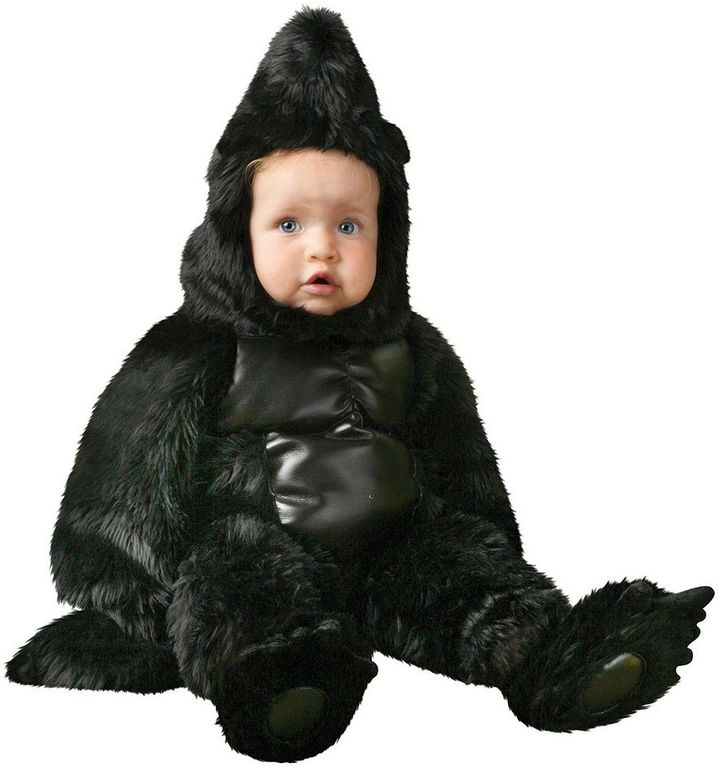 Gorilla Costume - Baby/Toddler
