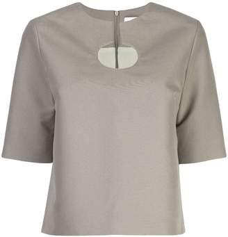 PARTOW cut out detail blouse