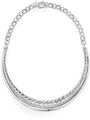David Yurman Pure Form Collar Necklace