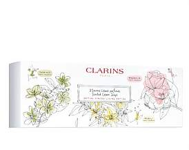 Clarins White Flowers Soaps Trio
