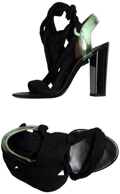 Dries Van Noten High-heeled sandals