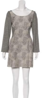 Rachel Comey Silk Mini Dress