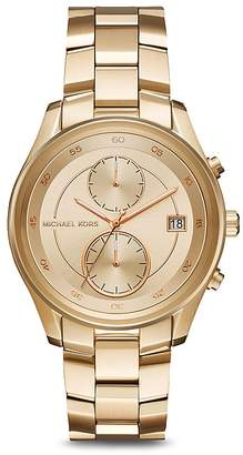 Michael Kors Briar Watch, 40mm $250 thestylecure.com