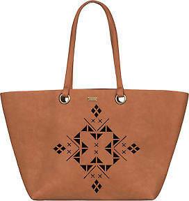 Roxy NEW ROXYTM Womens Grey Oceans Tote Bag Womens Handbag