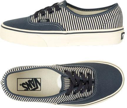 Vans Authentic Stripes Sneaker
