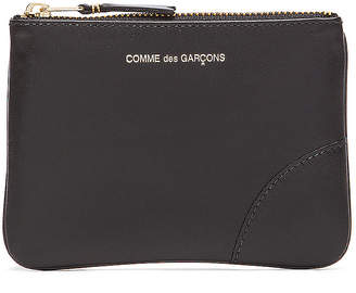 Comme des Garcons Classic Small Pouch in Black | FWRD