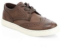 Ralph Lauren Kid's Alek Oxford Sneakers