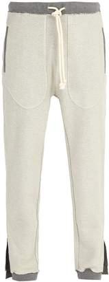 Maison Margiela Reversible cotton track pants