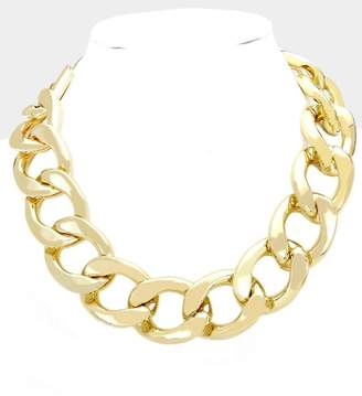 Embellish Gold Chain Necklace