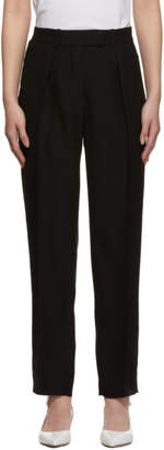 A.P.C. Black Sandra Trousers