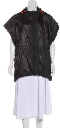 Rebecca Minkoff Lightweight Hooded Vest