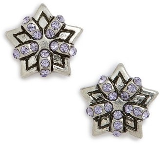 Women's Marc Jacobs Starry Stud Earrings $55 thestylecure.com