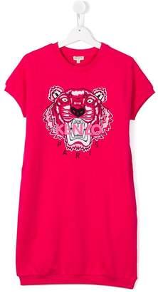 Kenzo print T-shirt dress