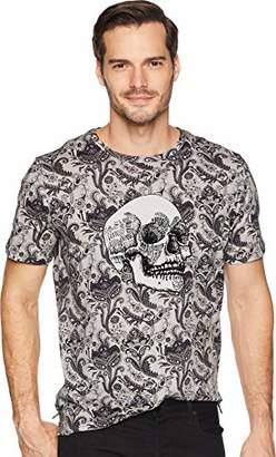 Robert Graham Men's Crown Short Sleeve Graphic Tshirt
