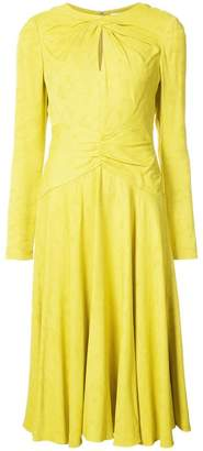 Prabal Gurung keyhole twist dress