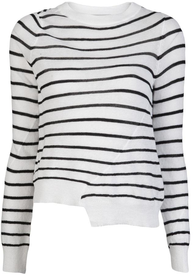 A.l.c. Ainsley Stripe Sweater