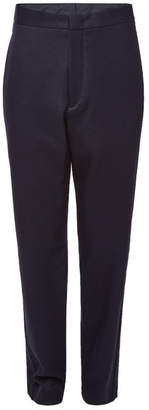 Jil Sander Raul Virgin Wool Pants with Buttoned Ankles