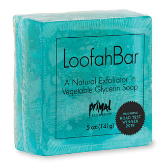 Primal Elements FACETS OF THE SEA LOOFAH BAR SOAP