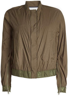 DKNY Zipped Jacket