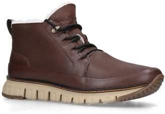 Cole Haan Zerogrand Rugged Chukka Shoes
