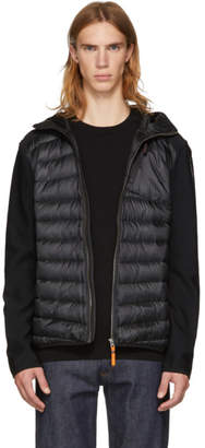 Parajumpers Black Warm-Up Nolan Jacket