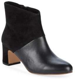 Splendid Nonn Suede & Leather Booties