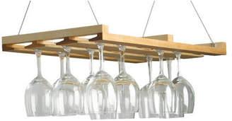 J.K. Adams Wine & Stemware Hanging Wine Bottle Rack