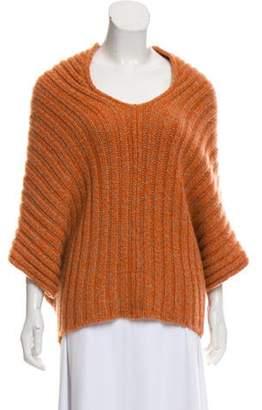 Malo Cashmere Knit Sweater khaki Cashmere Knit Sweater