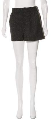 Rag & Bone Wool Tweed Shorts