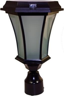 Solar Goes Green 10-Light Lantern Head Solar Goes Green