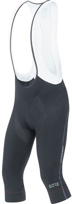 Gore Wear C7 Partial Thermo 3/4 Bib Shorts+ - Men's