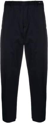 Pt01 tapered trousers