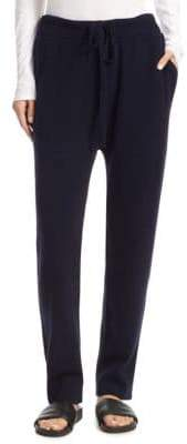 Vince Wool-Blend Slouch Joggers