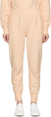 Rag & Bone Pink Inside Out Lounge Pants