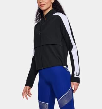 Under Armour Women's UA Woven Storm Jacket