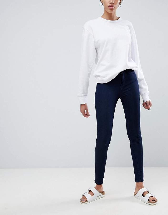 – Asa – Skinny-Jeans mit mittelhohem Bund