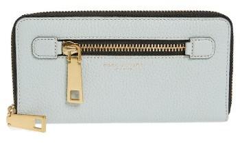 Marc JacobsWomen's Marc Jacobs Vertical Zippy Wallet - Blue