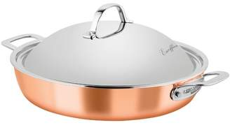 Escoffier 32cm Chef's Pan With Lid