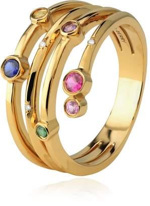 Lark & Berry Nocturnal Multi Wrap Ring