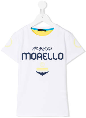 Frankie Morello Kids printed T-shirt