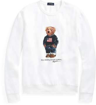 Ralph Lauren Flag Bear Sweatshirt