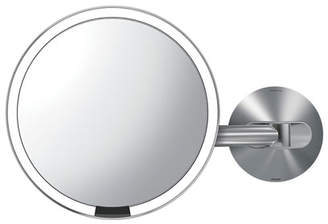"Simplehuman 8"" Wall Mount Sensor Makeup Mirror"